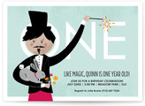 Minted Abracadabra! Children's Birthday Party Invitations
