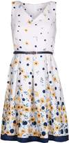 Yumi Buttercup Spot Dress