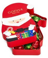 Godiva Santa Chocolate Truffle Gift Box