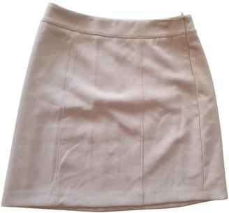 Marella Beige Skirt for Women