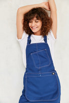 Dickies X Uo Bib Brace Pinafore Dress