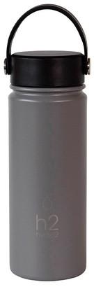 Hydro2 Flash Big Mouth Water Bottle 560ml Grey