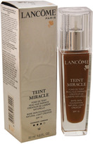 Lancôme For Women 1Oz t12 Ambre Teint Miracle Bare Skin Foundation Natural Light Creator Spf 15