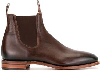 R.M. Williams Chinchilla Chelsea boots