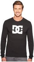 DC Star Long Sleeve Men's Clothing