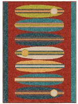 Home Outfitters Surfin' Kids Area Rug