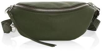 Rebecca Minkoff Bree Webbing Strap Leather Belt Bag