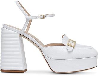 Fendi Promenade 105mm loafers