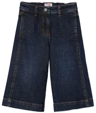 Il Gufo Wide-Leg Denim Jeans (3-12 Years)