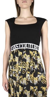 Versace Dress With Barocco Print