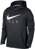 Nike Men's Basketball Fleece Hoodie