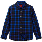 Joe Fresh Plaid Button Down Shirt (Little Boys & Big Boys)