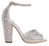 Giuseppe Zanotti Lavinia Crystal Platform Sandals