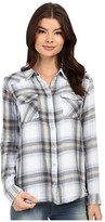 Brigitte Bailey Tania Plaid Shirt
