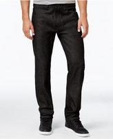 Sean John Men's Hamilton Tapered Black Jeans