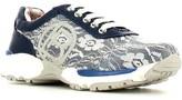 Laura Biagiotti 1024 Sneakers Kid Blue Blue