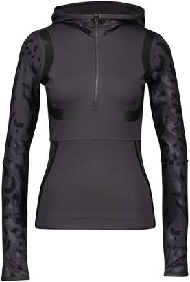 adidas by Stella McCartney Adidas By Stella Mc Cartney Long-sleeved running t-shirt