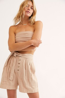 The Endless Summer Thea Tie Shorts