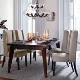 west elm Angled-Leg Expandable Table
