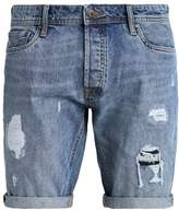 Jack & Jones Jjirick Jjoriginal Denim Shorts Blue Denim
