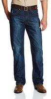 "Stetson Men's Modern Fit ""V"" Stitched Jeans - 11-004-1312-4020 Bu"