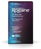 Rogaine Women's Once-A-Day Foam, Four Month Supply