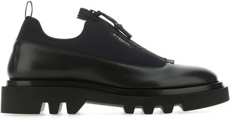 Givenchy Logo Zip Up Shoes