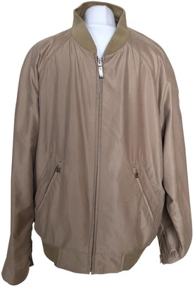 Baracuta Brown Polyester Jackets