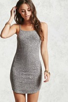 Forever 21 Ribbed Knit Cami Dress