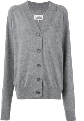 Maison Margiela Decortique Buttoned Cardigan