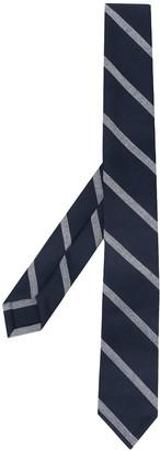 Thom Browne Banker Stripe Classic Tie