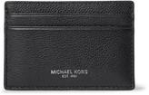 Michael Kors Full-Grain Leather Cardholder