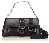 Christian Dior Pre-owned: Leather Shoulder Bag.