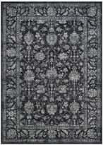 Couristan Sultan Treasures All-Over Mashhad Framed Floral Rug