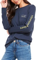 Thumbnail for your product : Vineyard Vines Halloween Whale Long Sleeve Graphic Tee