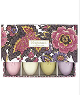The Natural Fragonard Parfumeur - The Naturals Set of 4 Guest Soaps - 4 x 50 g