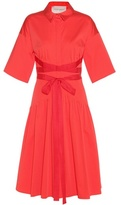 Carolina Herrera Bat cotton dress