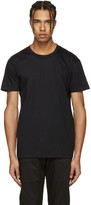 Naked & Famous Denim Black Ring-Spun T-Shirt