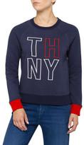 Tommy Hilfiger Damaris C-Nk Sweatshirt Ls