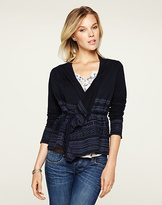 Lucky Brand Embroidered Heidi Wrap*