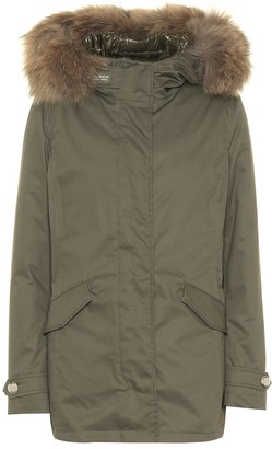 Woolrich W'S Arctic 3-in-1 down parka