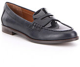 Lauren Ralph Lauren Barrett Leather Slip-On Loafers