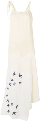 J.W.Anderson Embroidered Detail Dress