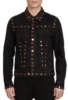 Givenchy Studded Denim Jacket