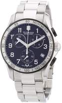 Victorinox Men's 241403 Classic Chronograph Stainless Steel Watch