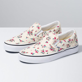 Vans Ditsy Floral Classic Slip-On