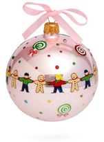 Michael Storrings for Landmark Creations Candyland Glass Ball Ornament
