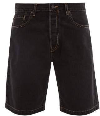 Levi's Wardrobe.Nyc Wardrobe.nyc - X Levis Denim Shorts - Mens - Black