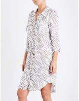 Heidi Klein Kalahari woven shirt dress