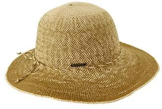 Seeberger Women's Sun Hat - Brown